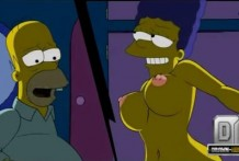 Sex with Marge after a hard day