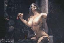 Mileena fucks people in Earth Realm