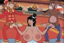 Porn circus
